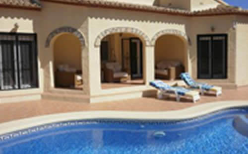 Luxury Villa Toledo